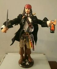 Pirates Of The caribbean Jack sparrow 12 Inch figure, beautifully customized.