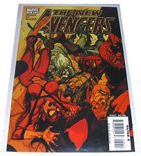 THE NEW AVENGERS 32 Marvel Comics 2007 VF 1st Printing Dr. Strange Iron Fist