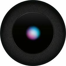 Apple HomePod Voice Enabled Smart Assistant - Space Gray MQHW2LL/A