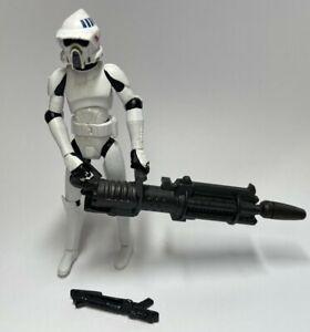 HASBRO Star Wars CLONE WARS ARF TROOPER LOOSE COMPLET 2009