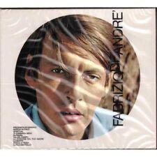 Fabrizio de Andre' CD Volume 1/Digipak Sony Music Sealed 0886974546924