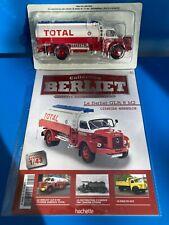 Camion Berliet GRK 10 le Trappeur 1/43 Hachette Numéro 26