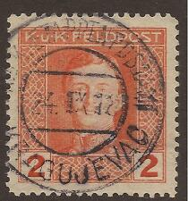 Military, War Single Austrian Stamps
