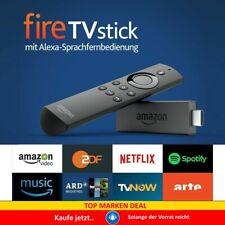AMAZON Fire TV Stick mit Alexa-Sprachfernbedienung HDMI Streaming Stick NEU 2GEN