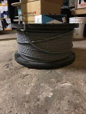 Mohawk M58649 - GigaLan10 Cat 6A Plenum, Gray Cable