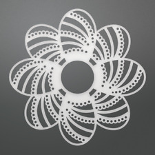 Ultimate Crafts - Bohemian Bouquet Collection - Laced Petals Doily Die
