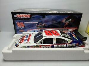 2009 Dale Earnhardt Jr #88 National Guard / Drive The Guard 1:24 Action MIB