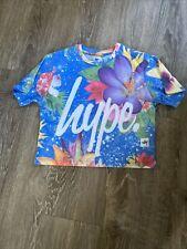 Hype Ladies Size 4 T Shirt