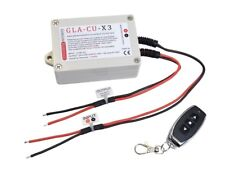 Secure Remote Control Switch: Actuator & Electric Motor. 12V 24V Dc. Quality Fob