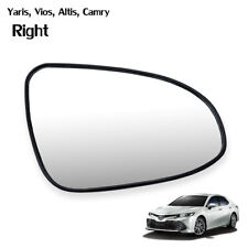 For TOYOTA YARIS 2005-11 RIGHT SIDE DOOR HEATED MIRROR GLASS DRIVER