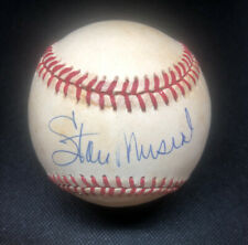 Stan Musial/Pete Rose Signed Autographed Feeney Ball.  JSA