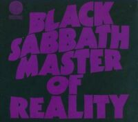 BLACK SABBATH Master Of Reality Deluxe Expanded Edition 2CD NEW Digipak