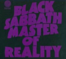 Master of Reality [Deluxe Edition] [Digipak] by Black Sabbath (CD, Jun-2009, 2 Discs, Universal Distribution)