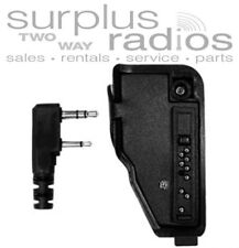 MULTI PIN TO 2 PIN AUDIO ADAPTER FOR KENWOOD RADIOS TK280 TK380 TK3180 TK3140