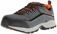 Fila Mens At Peake 16 Low Top Lace, Castlerock/Black/Vibrant Orange, Size 14.0 Q