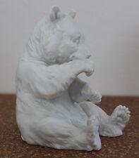 seltene Porzellanfigur Pandabär  Kaiser  Bad Staffelstein Design:  W. Gawantka