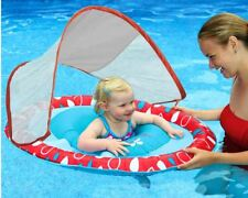 Brand New SwimWays Baby Spring Float Sun Swim Canopy