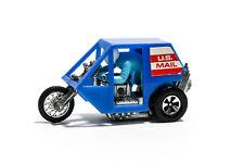Hot Wheels RRRumblers Rumblers Motorcycle RIP CODE ´73 Blue Rider GOOD CONDITION