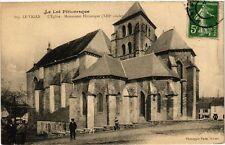 CPA  Le Lot Pittoresque - Le Vigan - L'Eglise - Monument Hist. (XIII s) (223712)