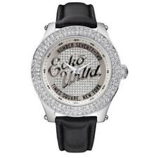 5f07a1bc1c0 Marc Ecko Leather Strap Adult Wristwatches