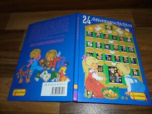 Katharina von Krosigk+Felicitas Kuhn -- 24 ADVENTSGESCHICHTEN // ENGLEIN PLOTSCH
