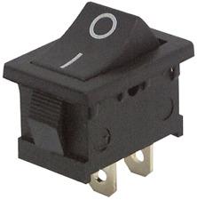 Wipptaster TASTER OFF/ON, 1-polig (2-pin), AC 250V/3A, rastet nicht