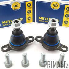 2x MEYLE 116 010 0012/HD Traggelenk verstärkt Vorne unten VW T5 T6 MULTIVAN V VI