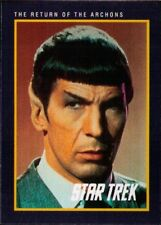 1991 Impel Star Trek 25th Anniversary # 43 The Return of the Archons