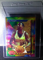 1993-94 Topps Finest Loy Vaught #86 Basketball Card