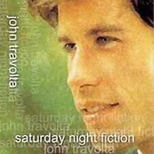 Travolta John-Saturday Night Fiction  CD NEW