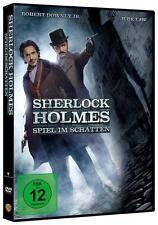 Sherlock Holmes 2 - Spiel im Schatten (2012) DVD