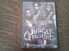 dvd jungle ground un film de don allan