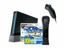 Nintendo Wii WII SPORTS RESORT e Wii Remote Plus 512 MB NERO console (rvlskaa.