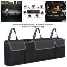 Universal Auto Car Organizer Trunk Rear Back Seat Storage Bag Pocket Oxford HOT