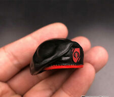 "Sideshow GI.JOE Special Forces Cobra Force Black Beret Cap Hat 1/6 F 12"" Figure"