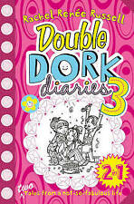Double Dork Diaries: #3-ExLibrary