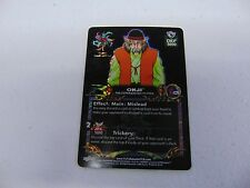 Yu Yu Hakusho Trading Card Game Onji The Experienced Fighter Card gm466
