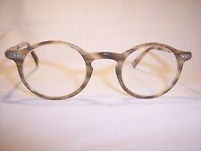 Kunststoffbrille Pantoform in Naturhorn-Optik von John Lennon Eyewear