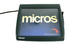 Micros Workstation 5A 400814-122 Touchscreen Posready 2009 Terminal