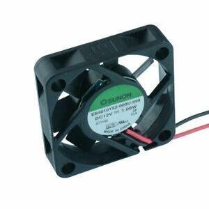 EB40101S2-999 12V DC Brushless Axial Fan 40 x 10mm