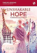 Unshakable Hope Children's Curriculum [New, CD-ROM] Max Lucado, Ships in 12 hrs!