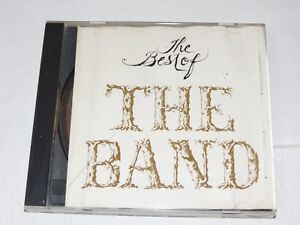 The Best of the Band by The Band CD Capitol/EMI Records Up On Cripple Creek