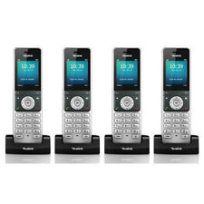 Yealink W56H DECT Cordless Handset w/ 3.5mm Headset Jack (4 Pack)