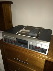 Revox b225 CD player in excellent condition and working order with remote.