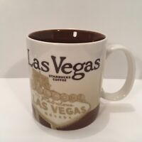 Las Vegas Starbucks Collector Series Coffee Mug
