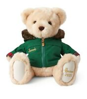 HARRODS 2020 Annual Christmas Nicholas Bear 30cm Foot Dated Ltd EDITION Gift NEW
