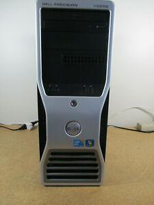 DELL PRECISION Computer T3500 70D31R1 WIN7 PRO w/COA Keyboard, Mouse #7