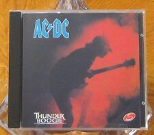 AC/DC - Thunder Boogie - On Stage Records - Recorded Live U.S.A. 1977/1983 - CD