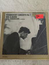 TCHAIKOVSKY Concerto No.1 RCA MONO LP Van Cliburn KONDRASHIN LM 2252 12 33 RPM