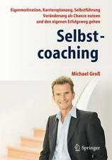 Selbstcoaching - Michael Groß - 9783642380389
